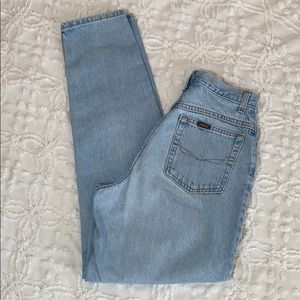 Vintage CHIC High Waist Mom Jeans